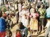 Nel campo profughi