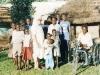 In vistita ad una famiglia