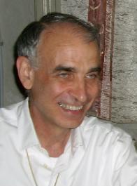 Padre Giandomenico Tamiozzo